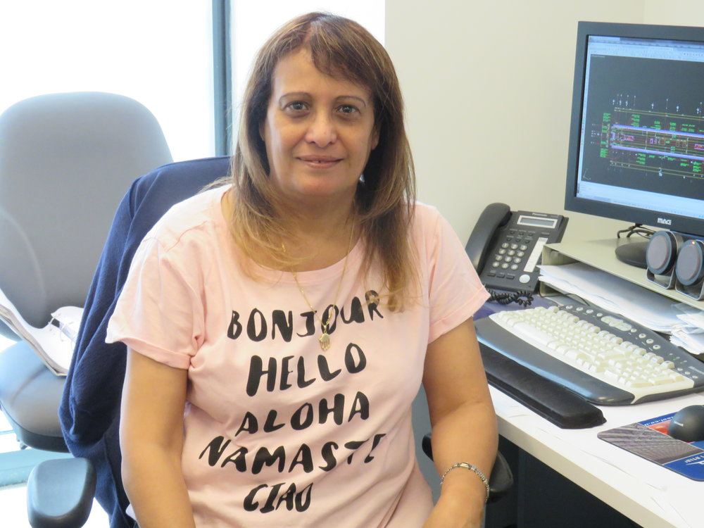 Rachel Ovadia   CAD Engineer  Rachel began her career as a structural technician working for a series of small firms, before moving to Eldad Bukspan Engineers, where she worked for 30 years until the merger with Kedmor in 2016.  She has extensive experience designing high-rise towers and low rise residential and commercial developments within Israel. She has most recently been involved with Arlozorov underground station and a pair of high-rise towers in Petach Tikva.  Rachel holds a diploma from ORT Technical College in Building Engineering.  She enjoys gardening and DIY.