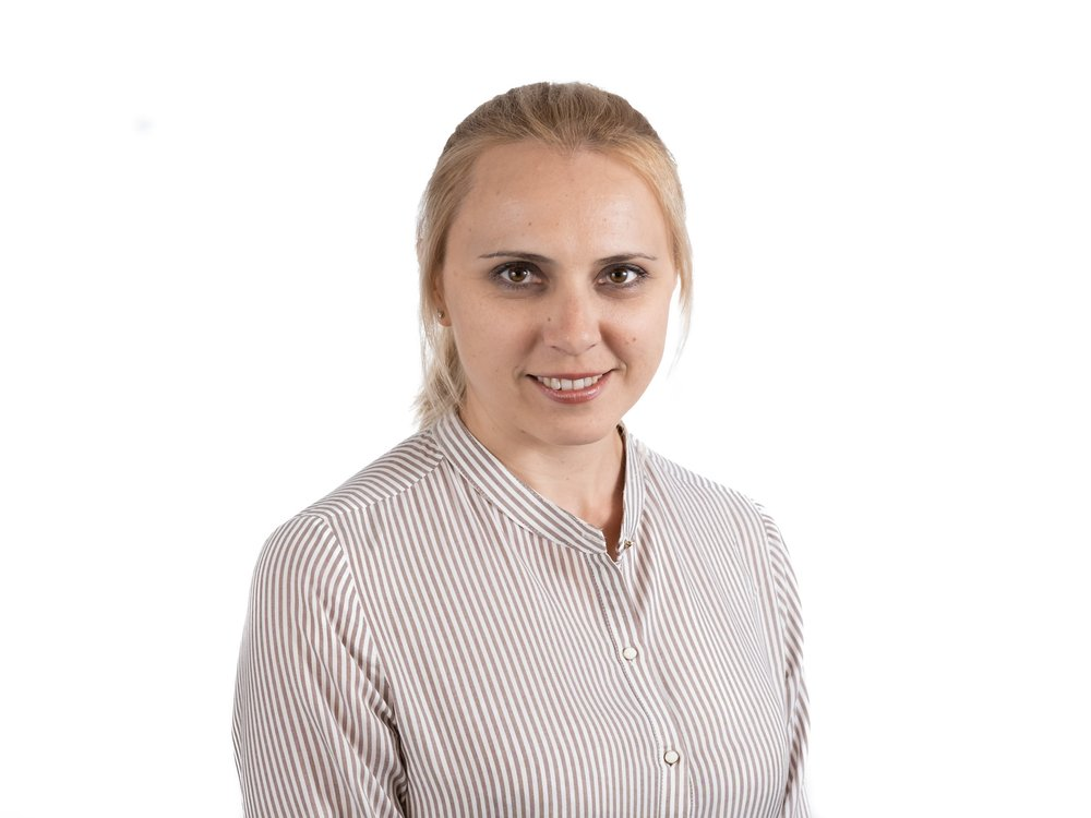 Alla Rappaport, Project Engineer