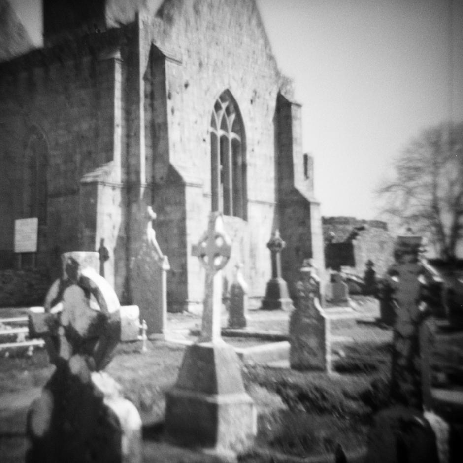 cemetery, ireland