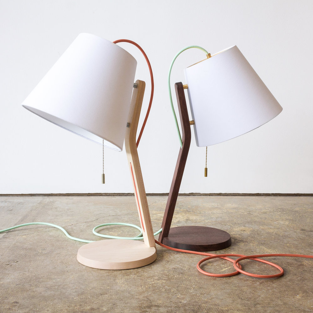 Elate Table Lamps