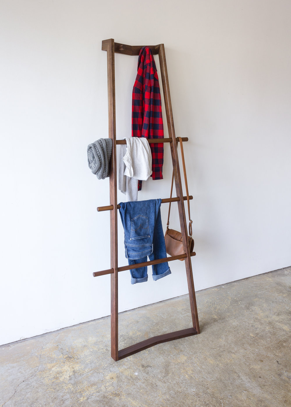 Array Leaning Closet