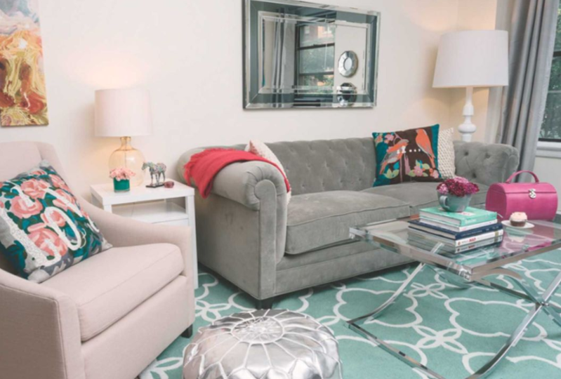 U201cSpread The Spring Light Around By Decorating With Reflective Accents,u201d  Said Betsy Helmuth Of Affordable Interior Design. U201cDo This Is By Hanging  Mirrors And ...