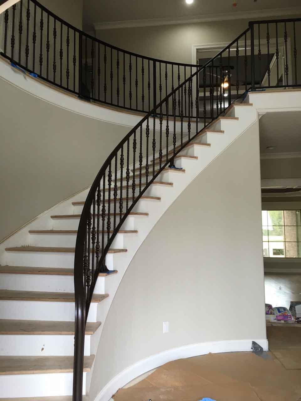 Ornamental Interior Railings