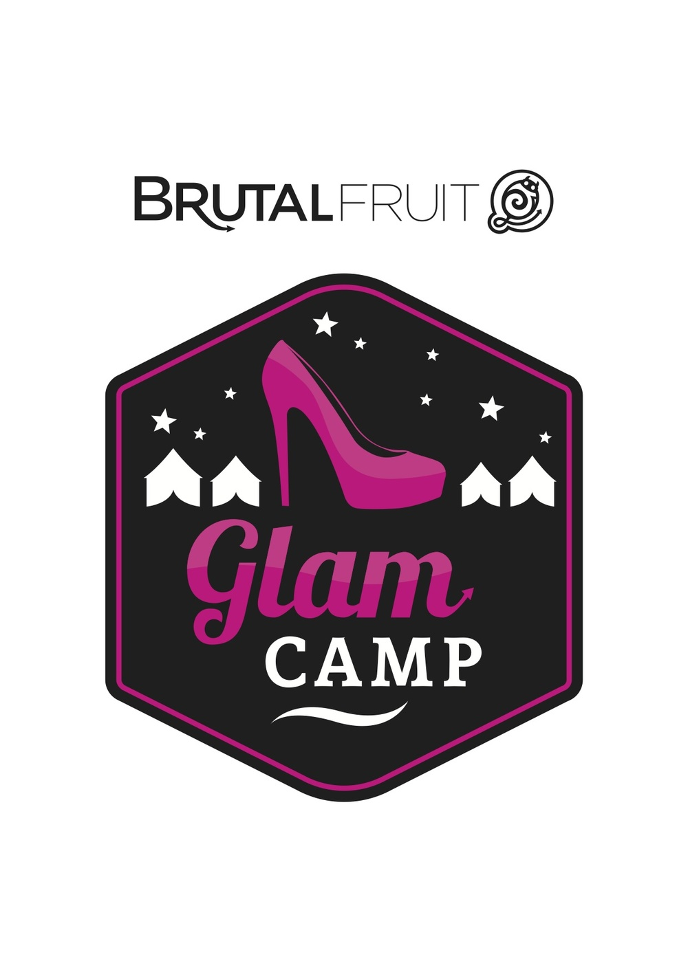 Brutal Fruit Glam Camp