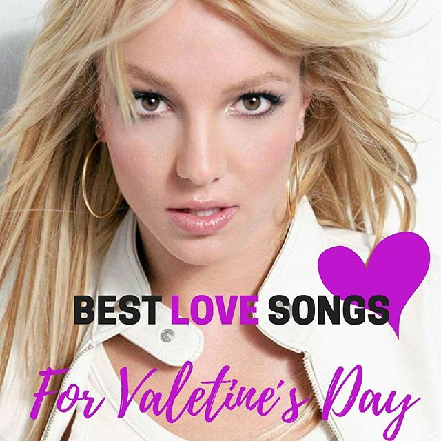 Happy Valentines Day! :) I hope you're having a great time! Check out my selection of some of the best love songs for Valentines Day! Link is in the bio. #valentinesday #valentine #lovesongs #love #songs #instamood #instagood #britneyspears #britney #music #playlist