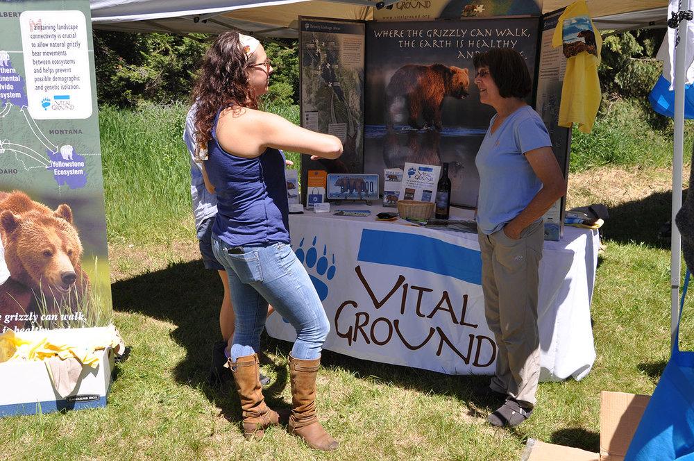 Gael Bissell/Vital Ground - SVBR Bear Fair