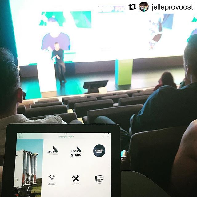 #Repost @jelleprovoost (@get_repost) ・・・ A lot to take home from the awesome #showtime17 event! It's time to take the next step with the @showpad sales enablement app in our organisation! Cheers to #ShowpadExperience🖥📲🙋🏼♂️#ilovemystas #stas #showpad