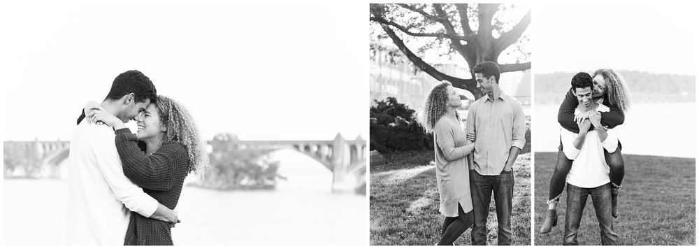 John Wright Restaurant Engagement Session