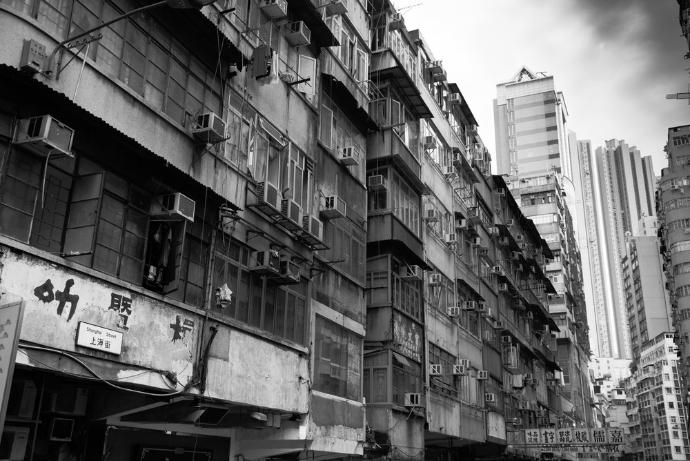 Residential Shanghai Street, Mong Kok