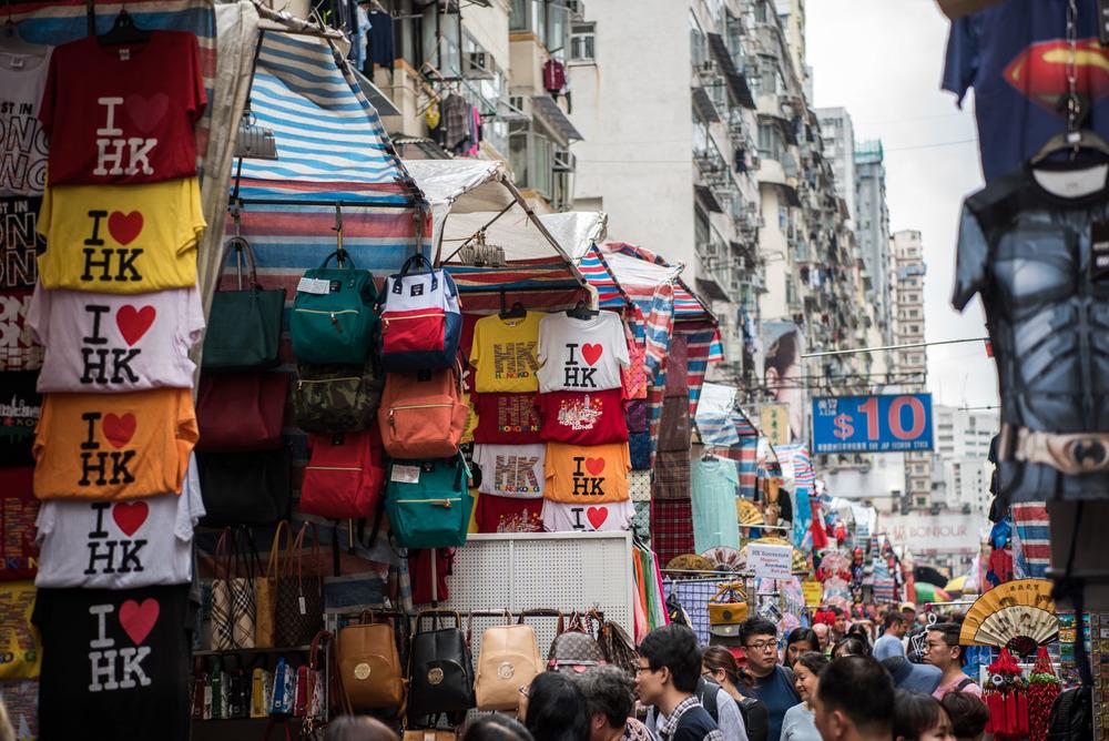 Ladie's Market, Tung Choi Street, Mong Kok