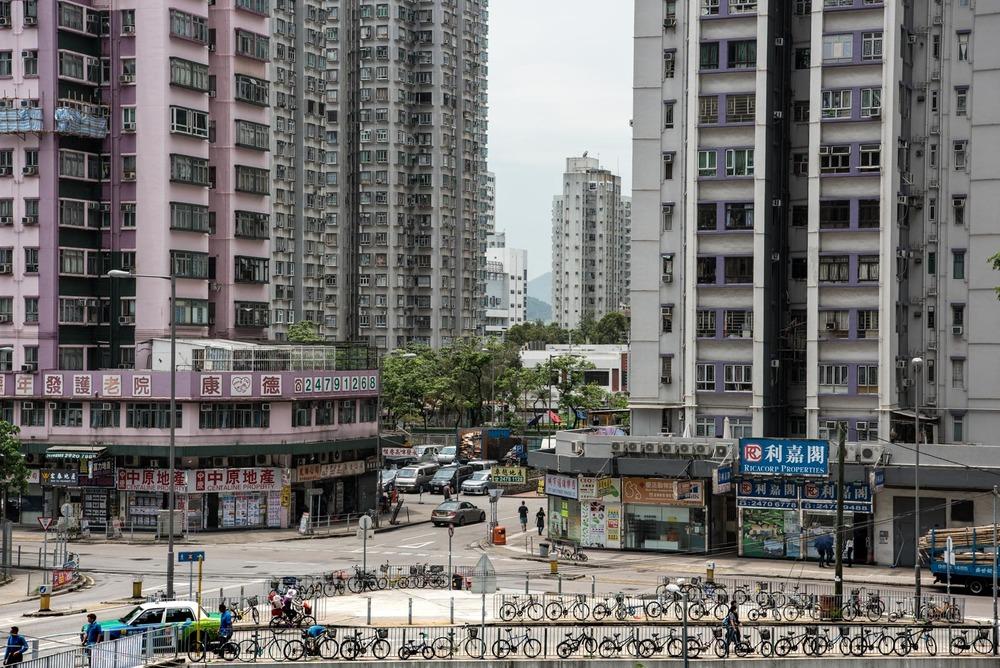 Downtown Yuen Long
