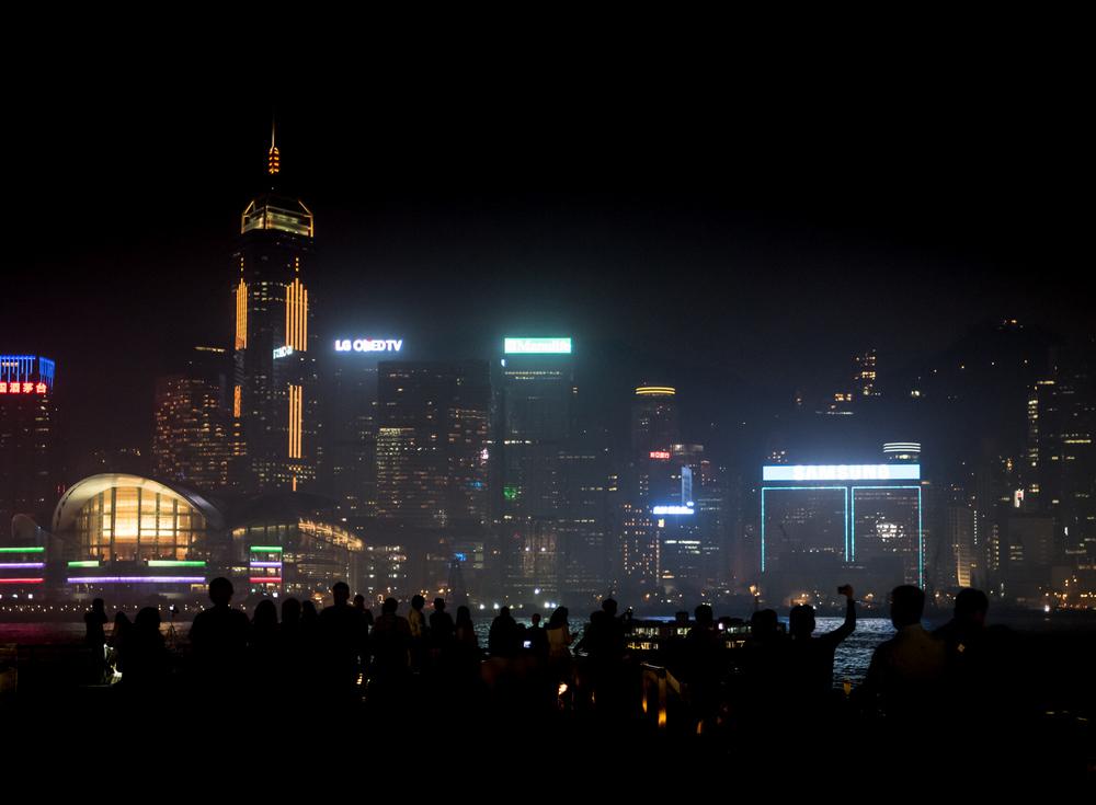 Kowloon Viewing Platform