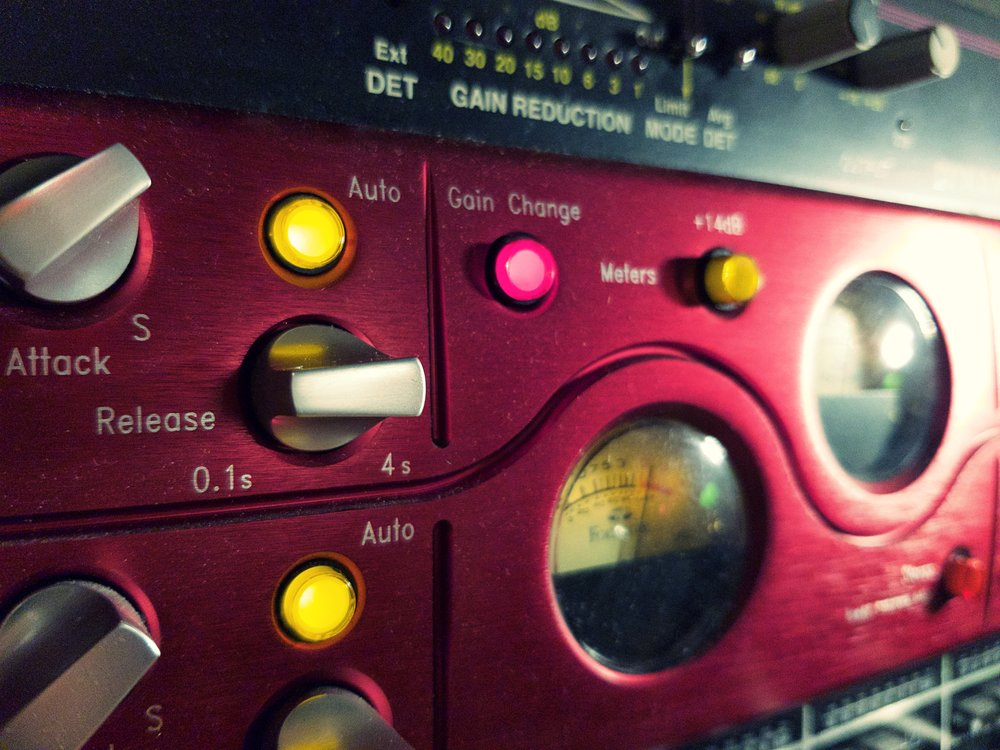 Focusrite Red 3 Stereo Compressor