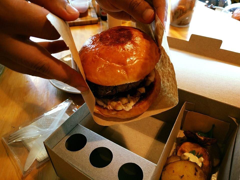 The Burger BOX