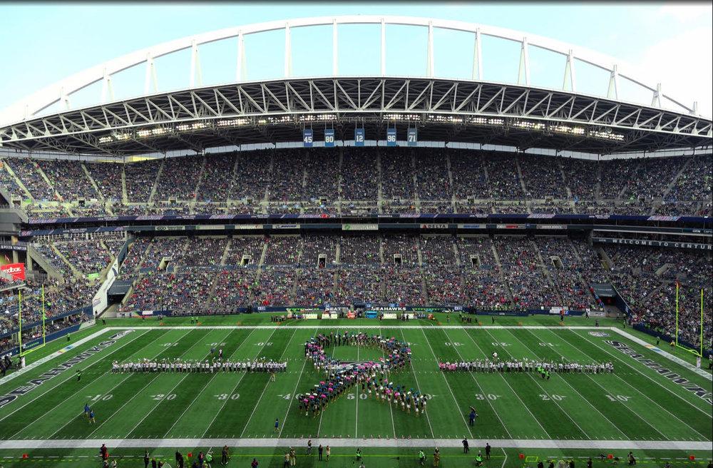Seahawks CHI Franciscan On Field.jpg