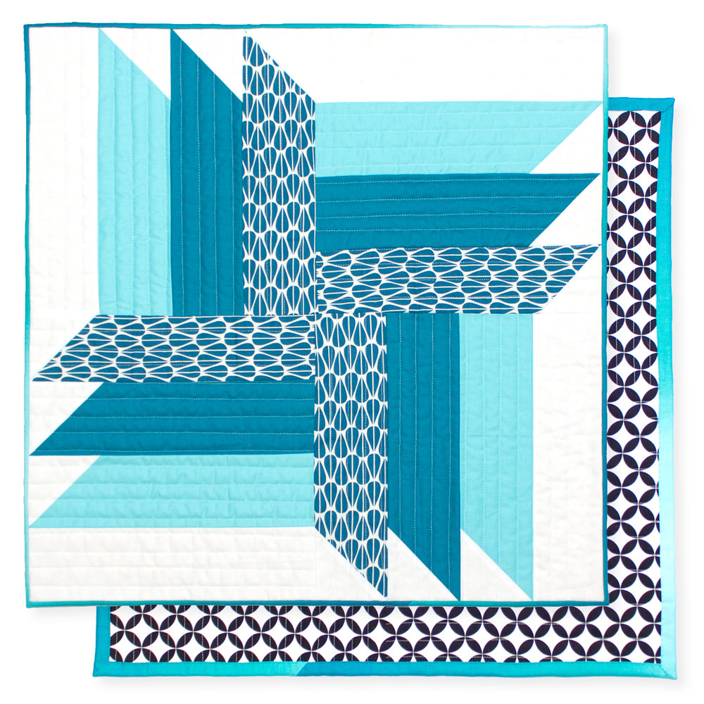 MQG MINI SWAP QUILT Pattern by