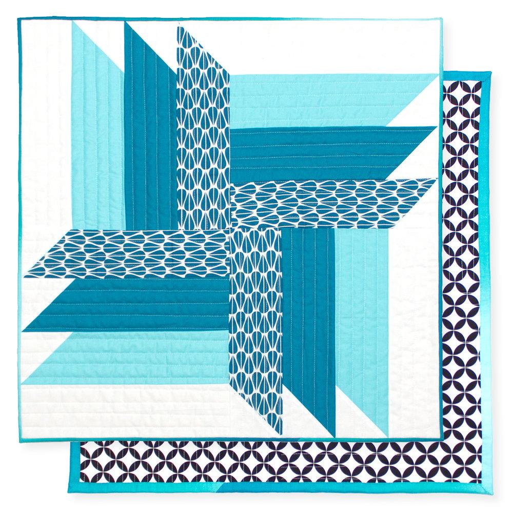 MQG MINI SWAP QUILT Pattern by