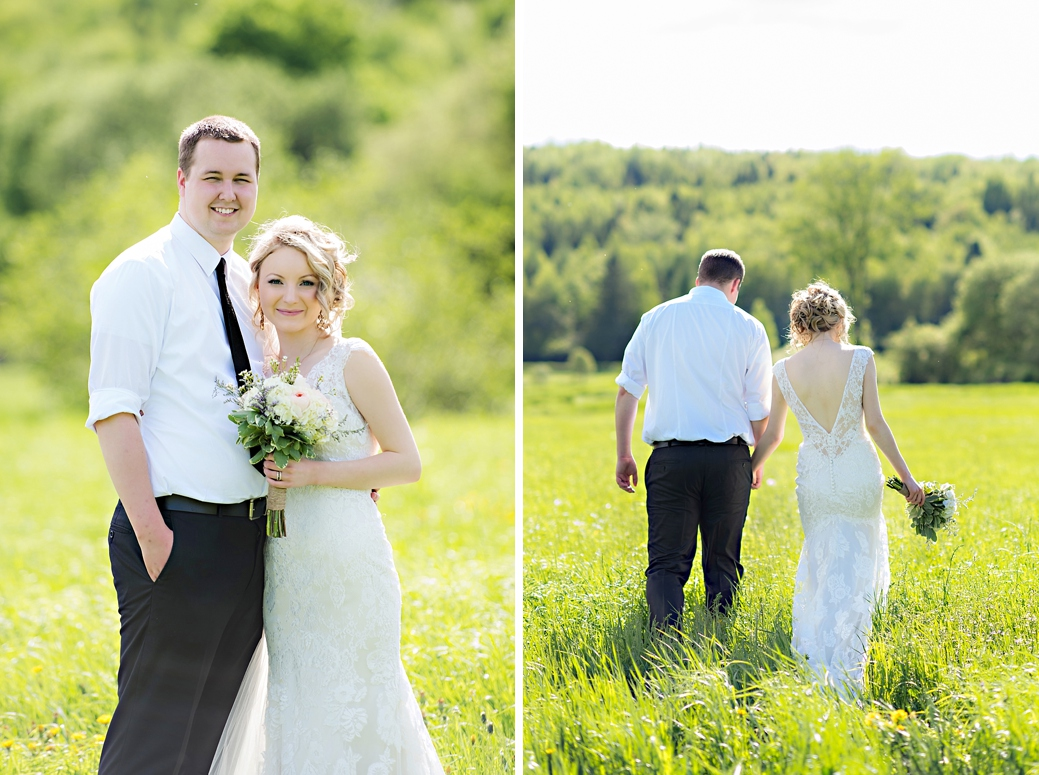 Fredericton Farm Wedding  |  Candace Berry Photography_070