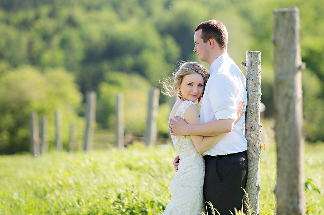 Fredericton Farm Wedding  |  Candace Berry Photography_090