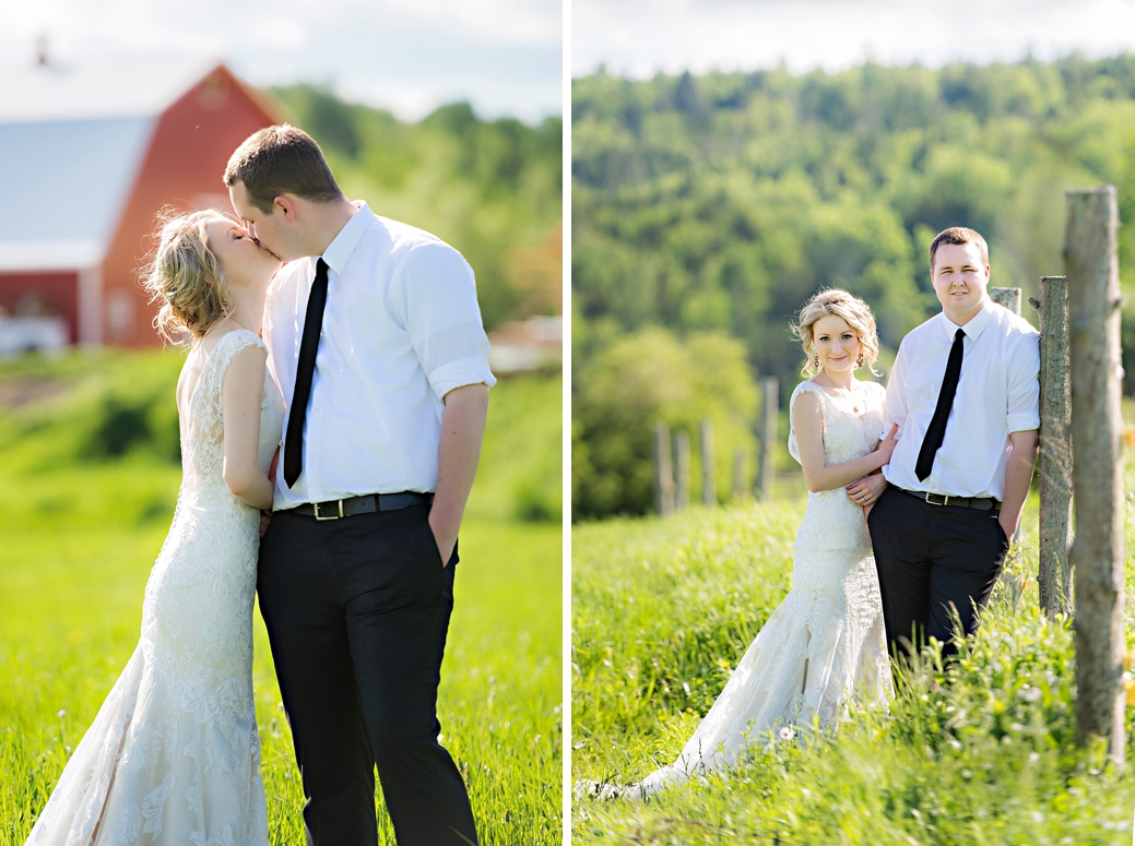 Fredericton Farm Wedding  |  Candace Berry Photography_092