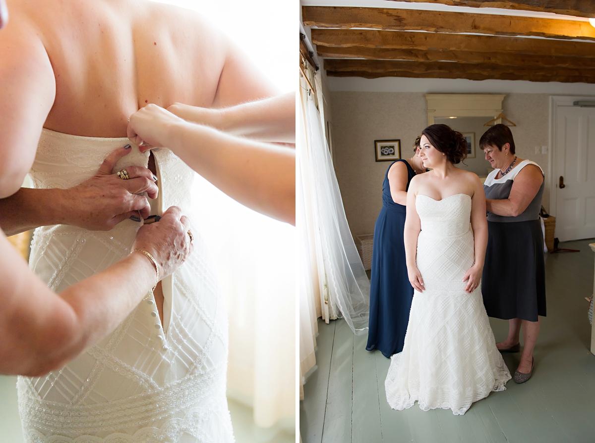 Julie & Taylor's Chester Captains House Wedding, Nova Scotia Wedding Photography025