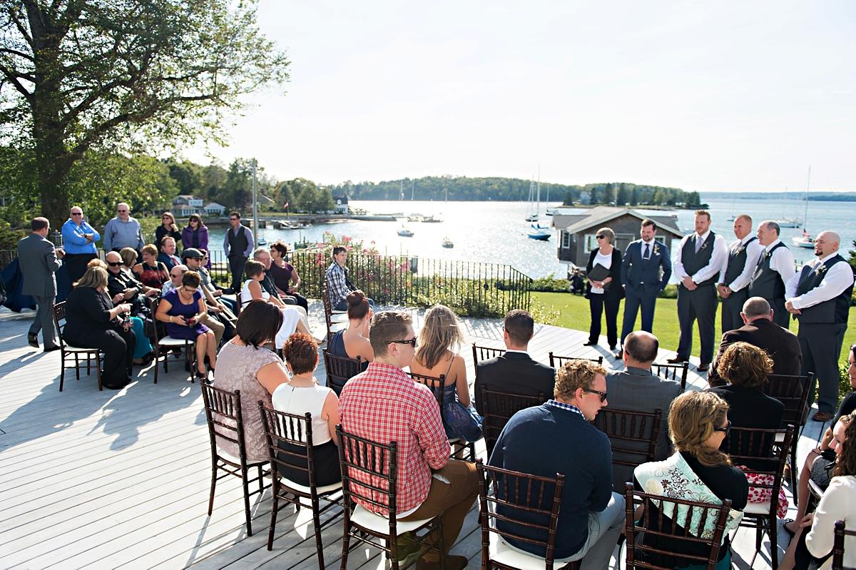 Julie & Taylor's Chester Captains House Wedding, Nova Scotia Wedding Photography057