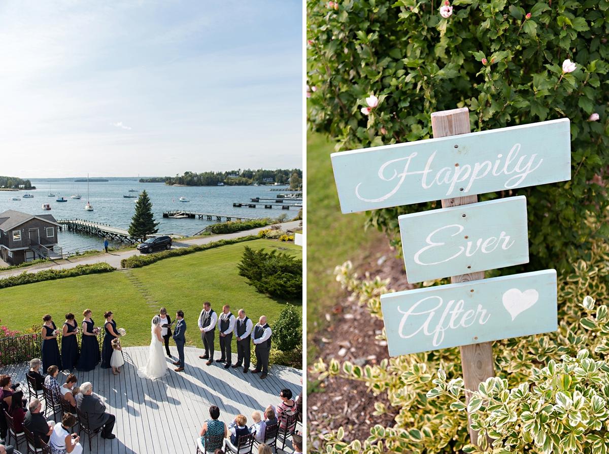 Julie & Taylor's Chester Captains House Wedding, Nova Scotia Wedding Photography061