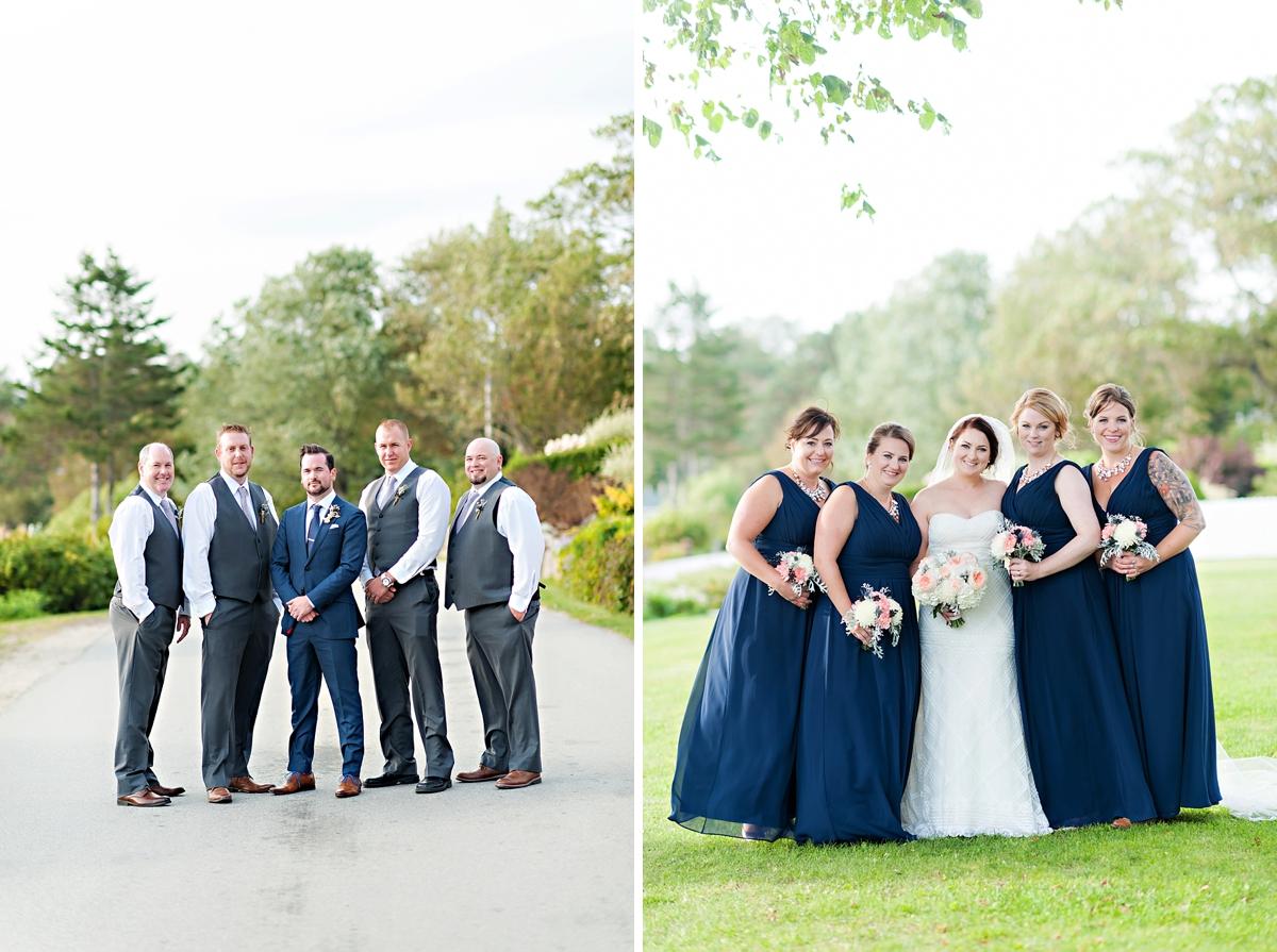 Julie & Taylor's Chester Captains House Wedding, Nova Scotia Wedding Photography074