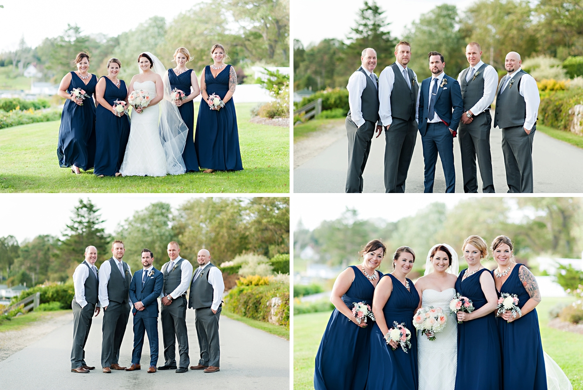 Julie & Taylor's Chester Captains House Wedding, Nova Scotia Wedding Photography076