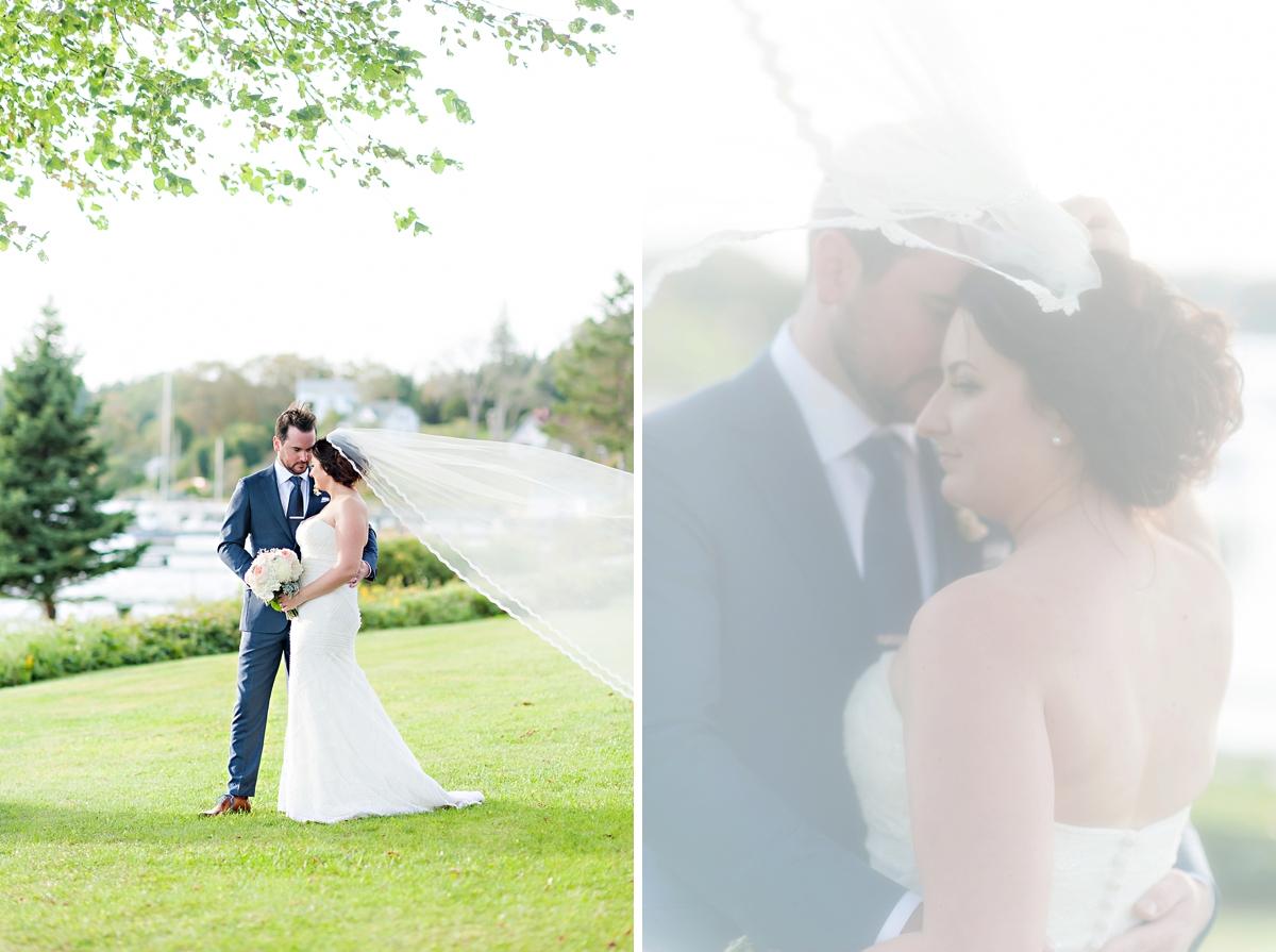 Julie & Taylor's Chester Captains House Wedding, Nova Scotia Wedding Photography079