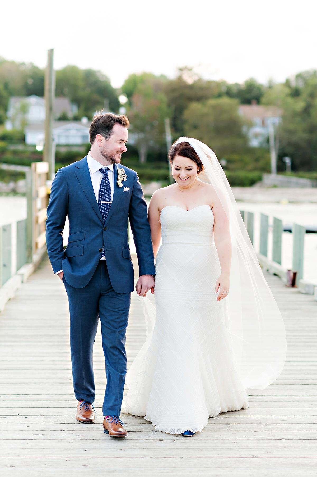 Julie & Taylor's Chester Captains House Wedding, Nova Scotia Wedding Photography098