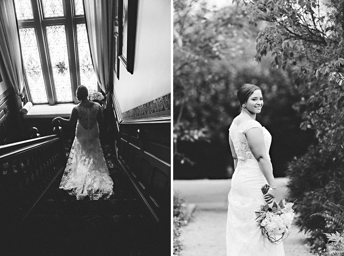 Andrea + Kenzie- A Fall Apple Orchard Wedding   |  Candace Berry Photography031