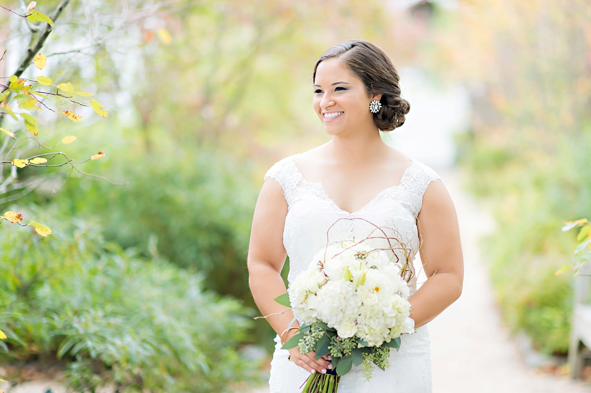 Andrea + Kenzie- A Fall Apple Orchard Wedding   |  Candace Berry Photography037