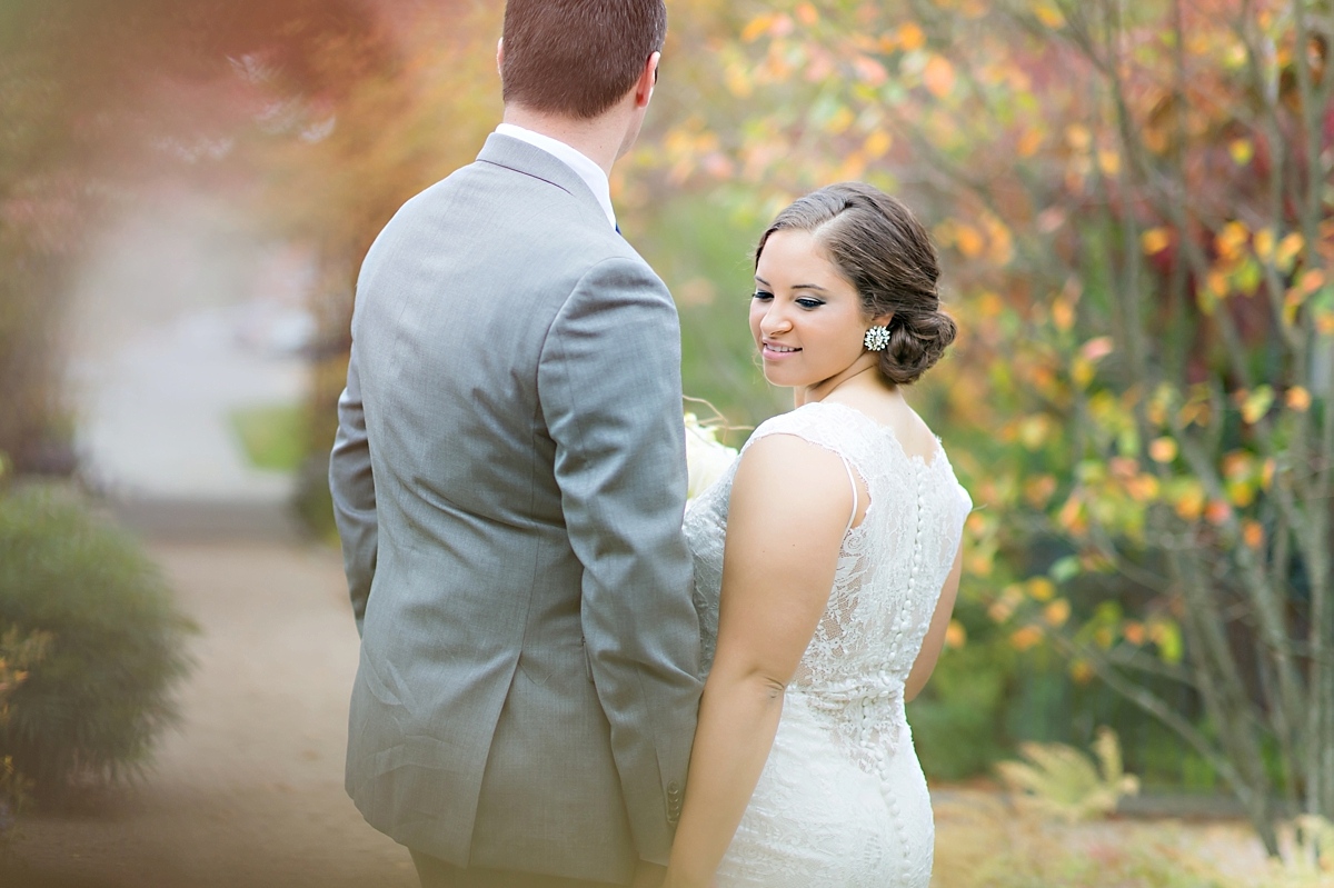 Andrea + Kenzie- A Fall Apple Orchard Wedding   |  Candace Berry Photography045