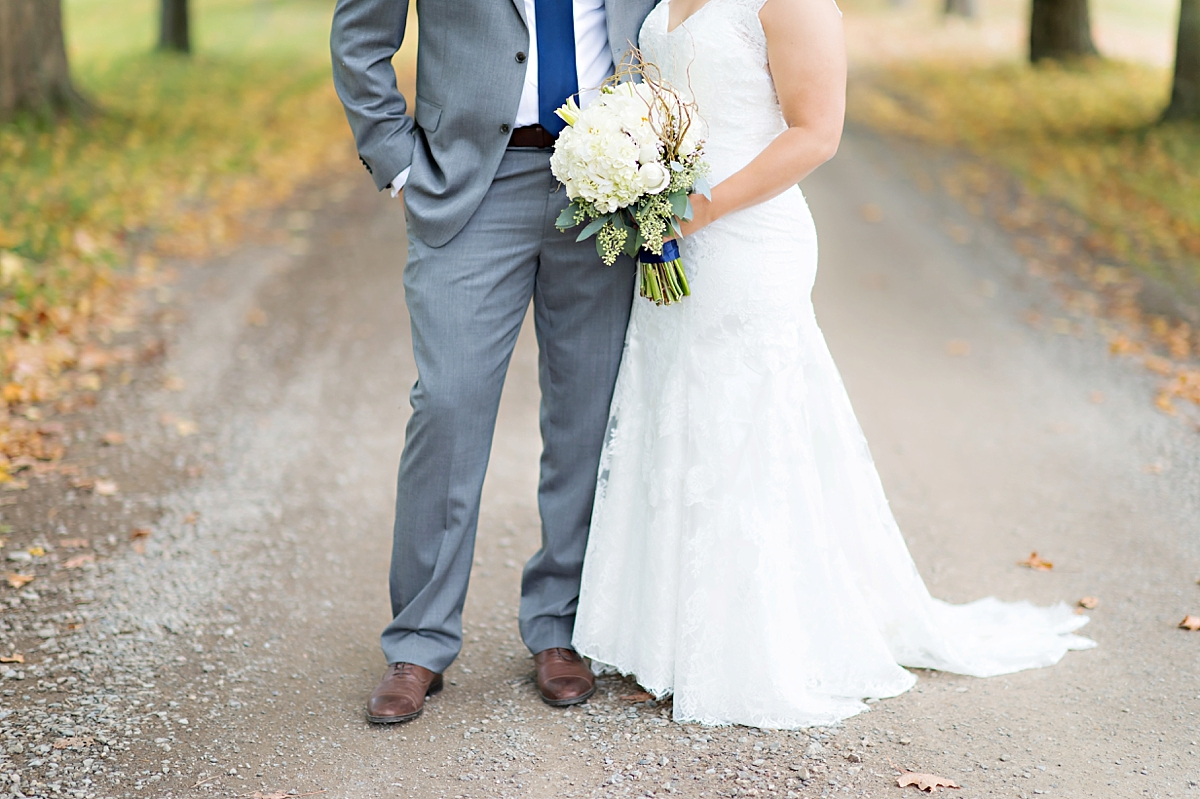Andrea + Kenzie- A Fall Apple Orchard Wedding   |  Candace Berry Photography052