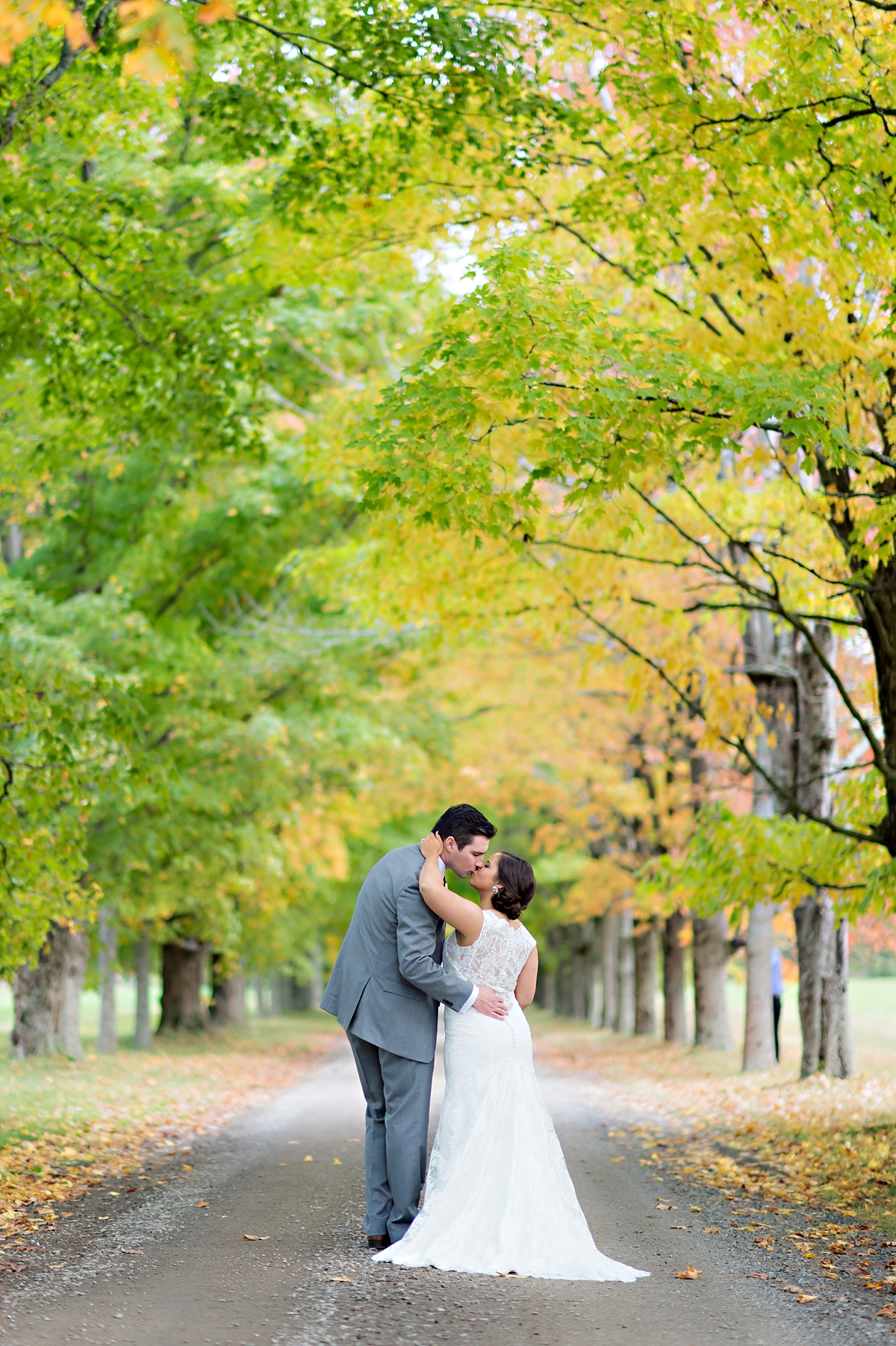 Andrea + Kenzie- A Fall Apple Orchard Wedding   |  Candace Berry Photography053
