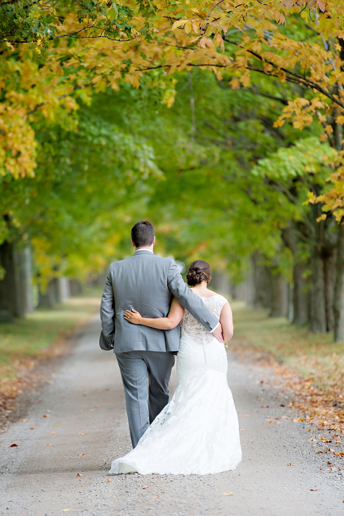 Andrea + Kenzie- A Fall Apple Orchard Wedding   |  Candace Berry Photography056