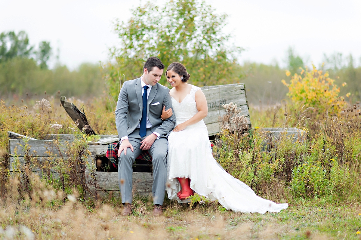 Andrea + Kenzie- A Fall Apple Orchard Wedding   |  Candace Berry Photography057