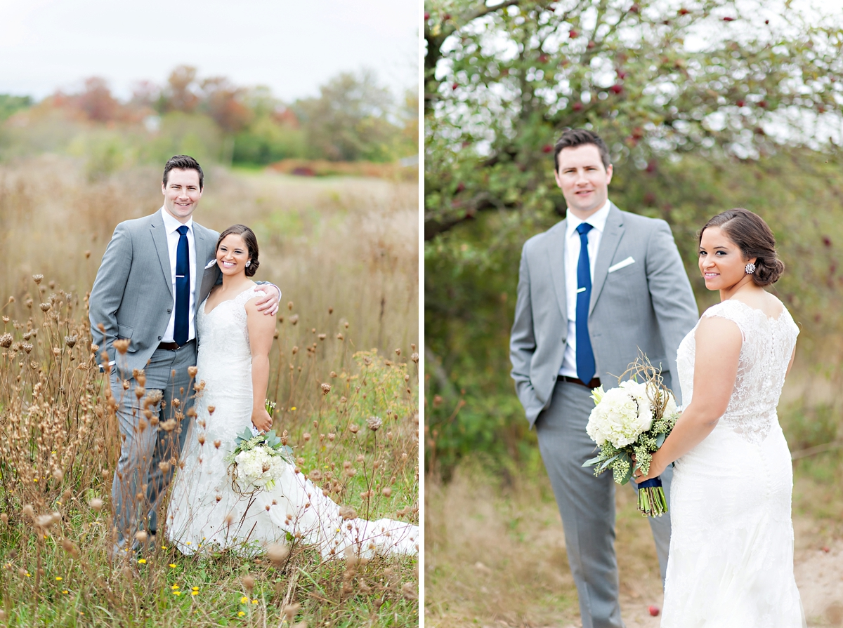 Andrea + Kenzie- A Fall Apple Orchard Wedding   |  Candace Berry Photography059