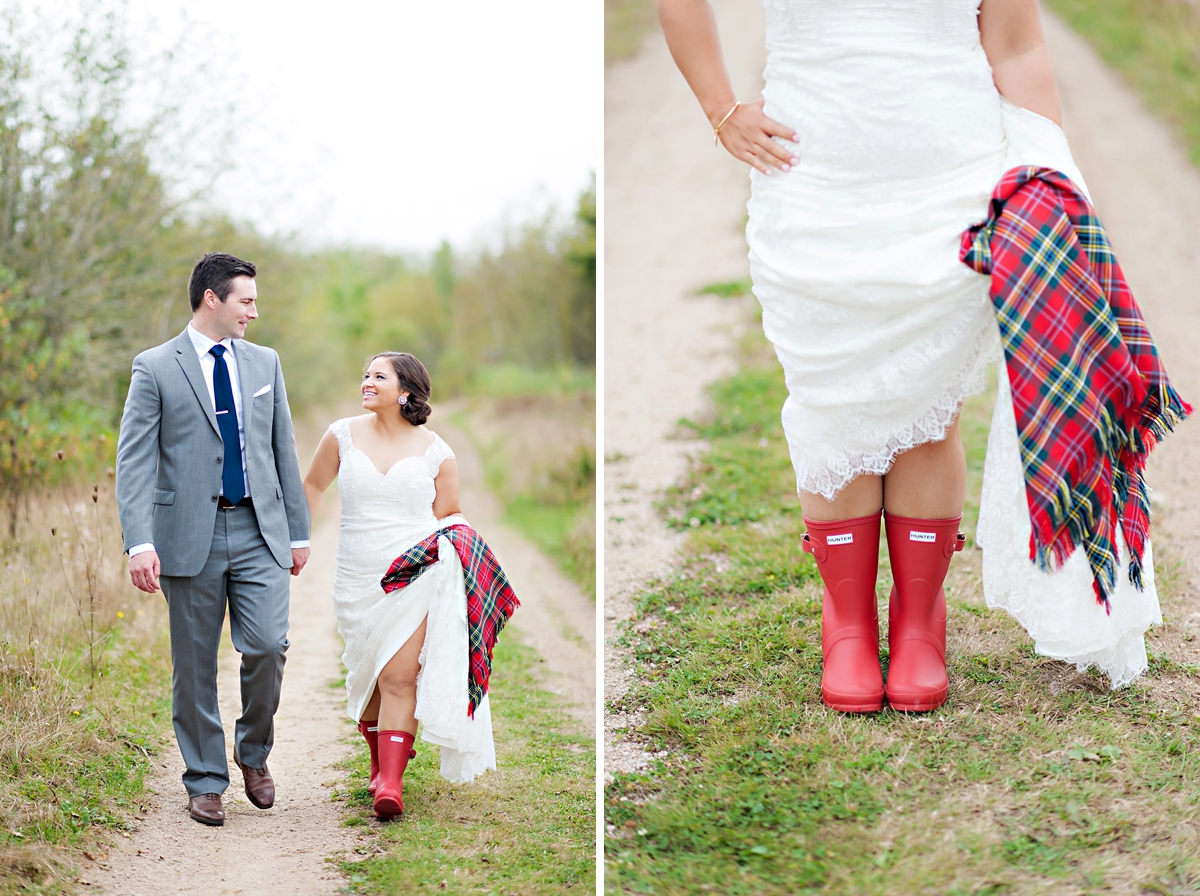 Andrea + Kenzie- A Fall Apple Orchard Wedding   |  Candace Berry Photography063