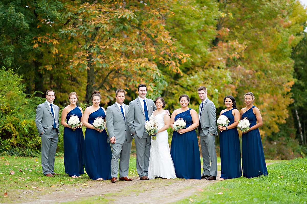 Andrea + Kenzie- A Fall Apple Orchard Wedding   |  Candace Berry Photography067