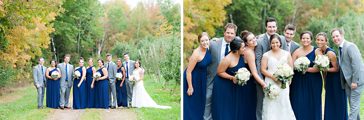 Andrea + Kenzie- A Fall Apple Orchard Wedding   |  Candace Berry Photography068