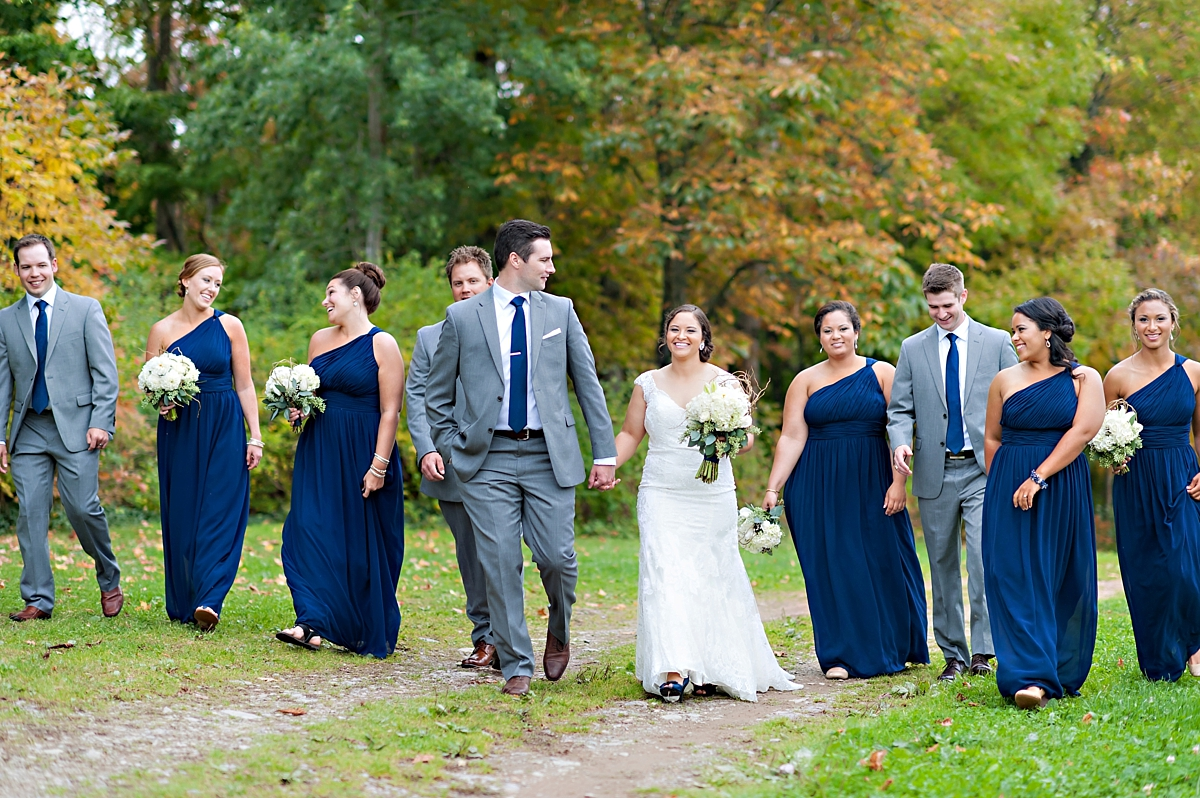 Andrea + Kenzie- A Fall Apple Orchard Wedding   |  Candace Berry Photography069