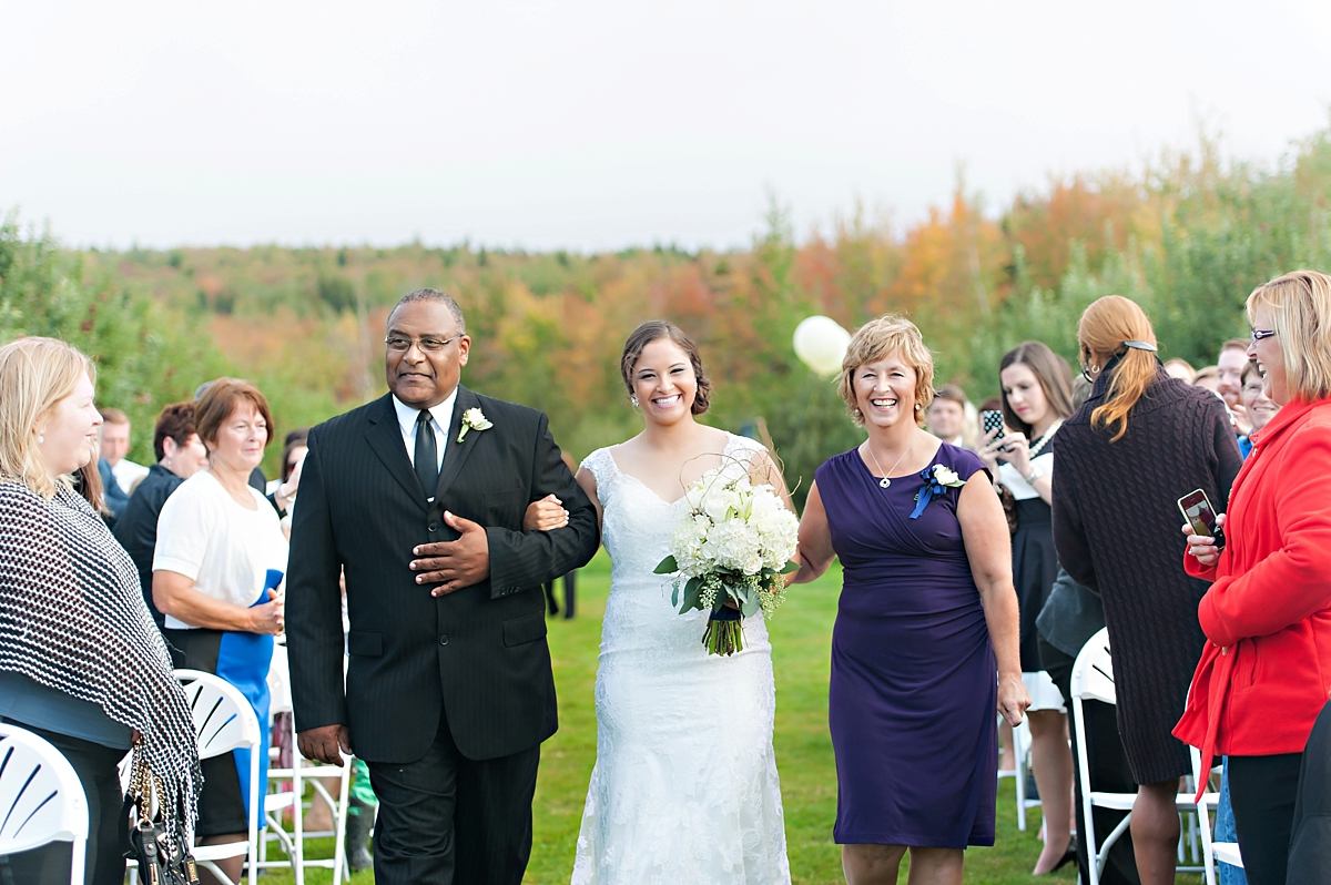 Andrea + Kenzie- A Fall Apple Orchard Wedding   |  Candace Berry Photography079
