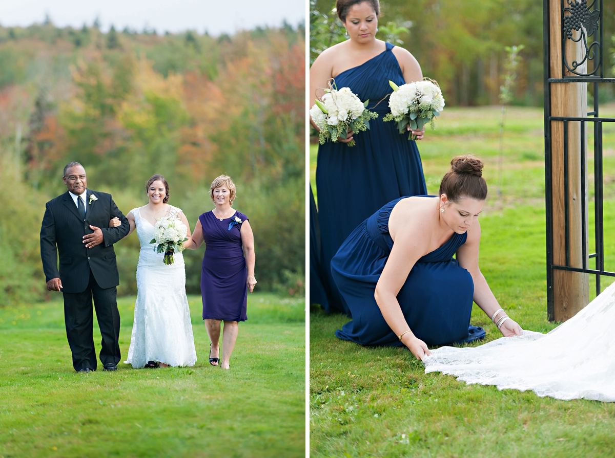 Andrea + Kenzie- A Fall Apple Orchard Wedding   |  Candace Berry Photography080