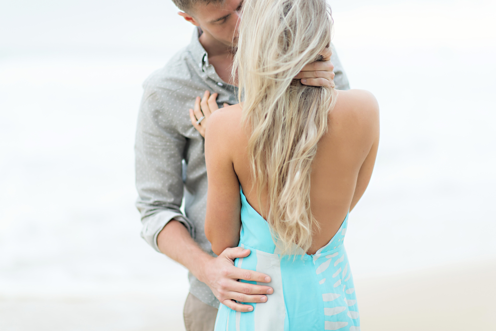 Candace Berry Photography | Australia Beach Engagement Shoot