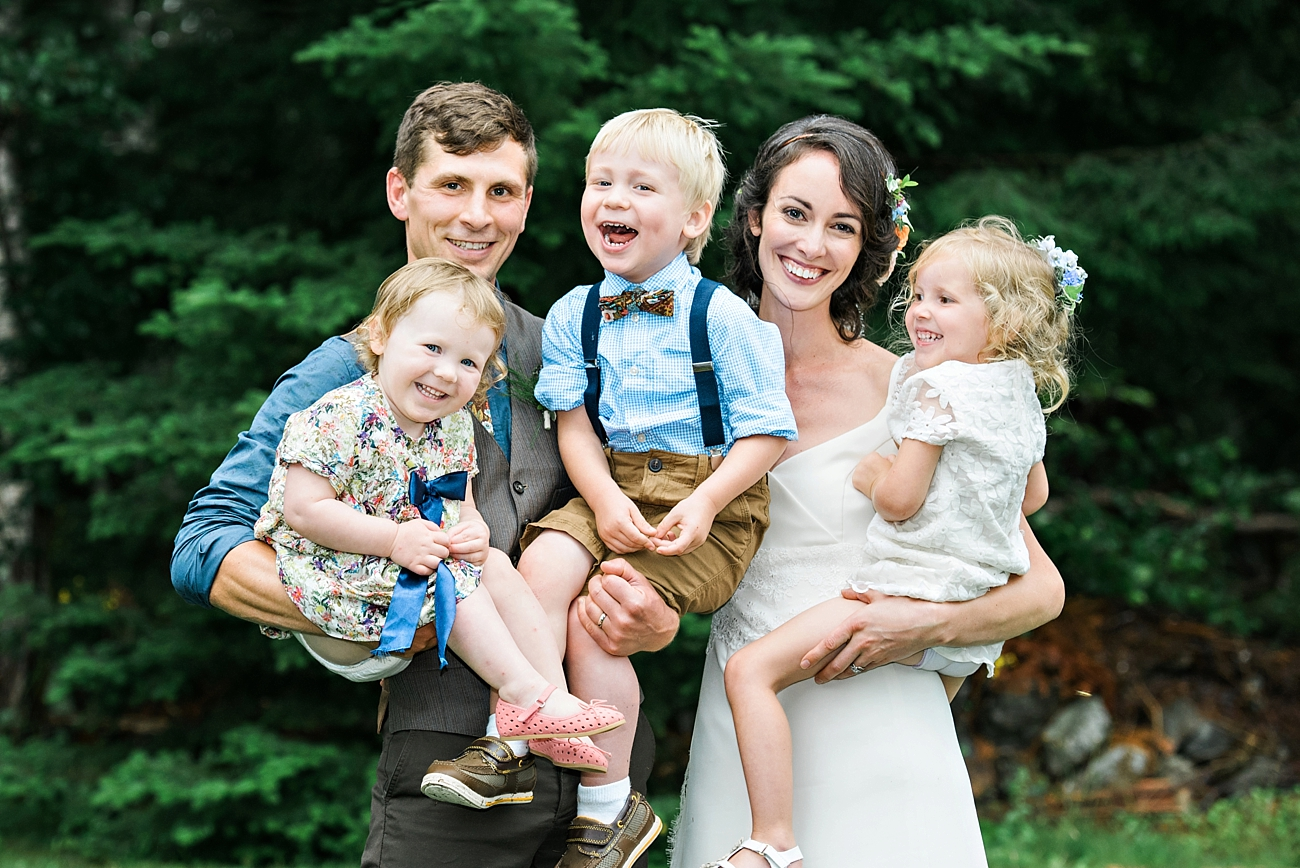 Fiona & Paul's Woodsy Oakfield Park Wedding  |  Candace Berry Photography