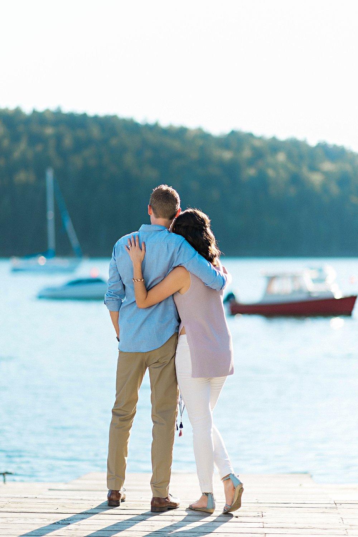 Romantic Seaside Beach Engagement Shoot in Lulu's long flowy maxy dress_016.jpg