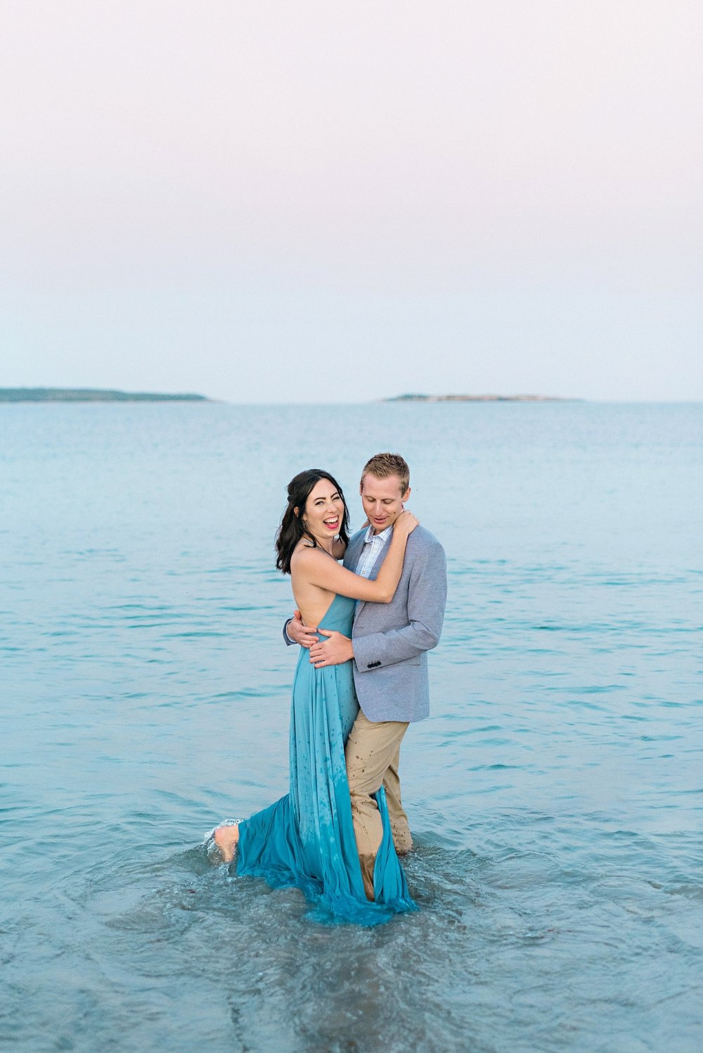 Romantic Seaside Beach Engagement Shoot in Lulu's long flowy maxy dress_043.jpg