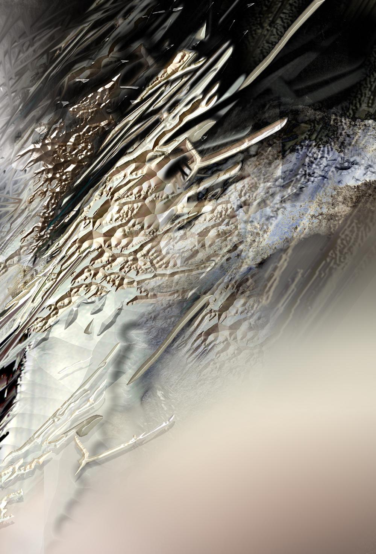 Góry 4, Lawina I,100x70 cm, 2002.jpg